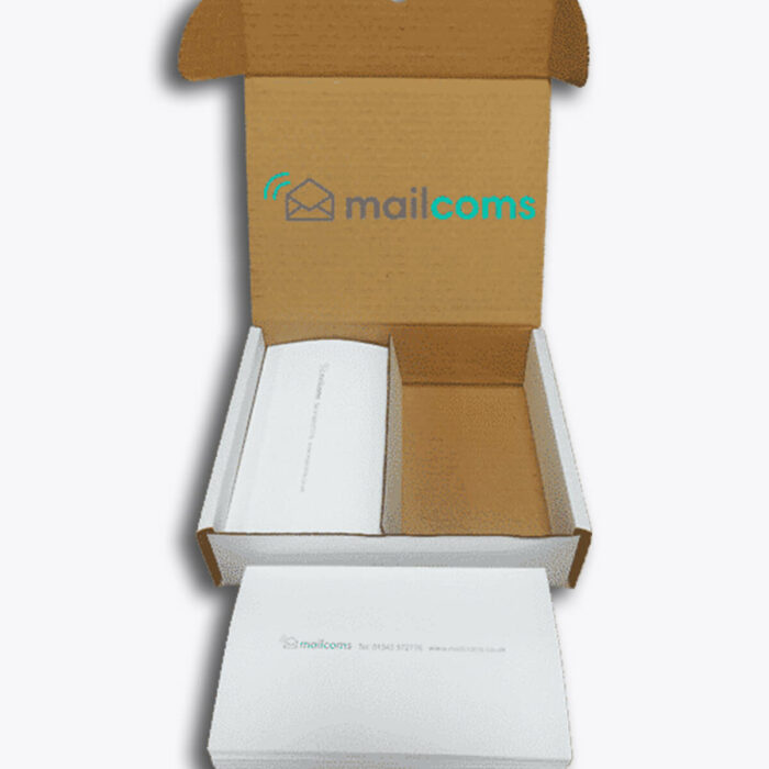 1000 Universal Long (175MM) 'Double Sheet' Franking Labels (500 sheets with 2 per sheet)