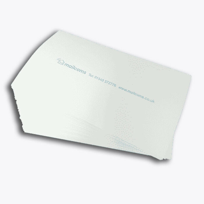 500 Universal Long (175MM) 'Double Sheet' Franking Labels (250 sheets with 2 per sheet)