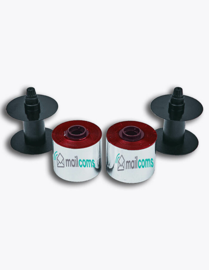 Frama Accessmail Ink - Compatible Red Ink Spools