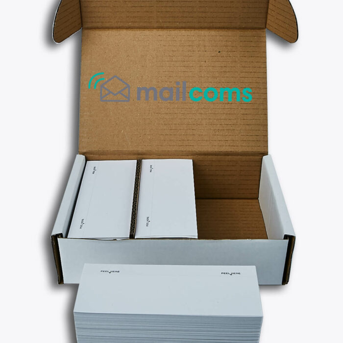 500 FP Mailing Postbase Series 'Single' Franking Labels
