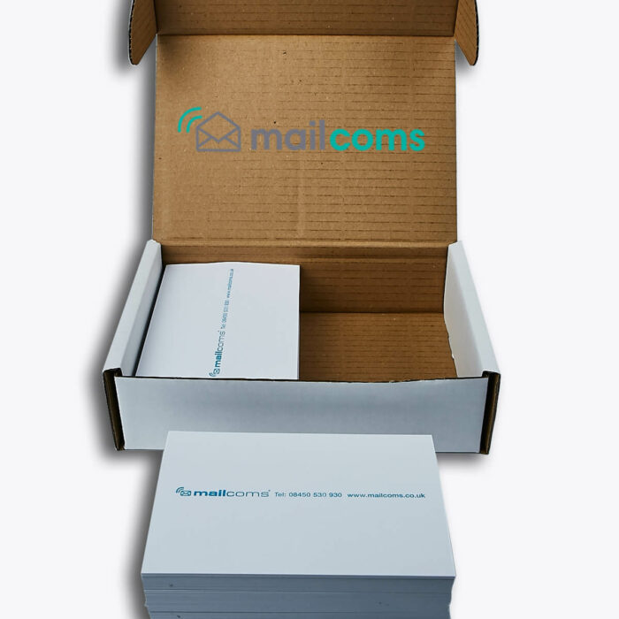 1000 Universal 'Double Sheet' Franking Labels (500 sheets with 2 per sheet)