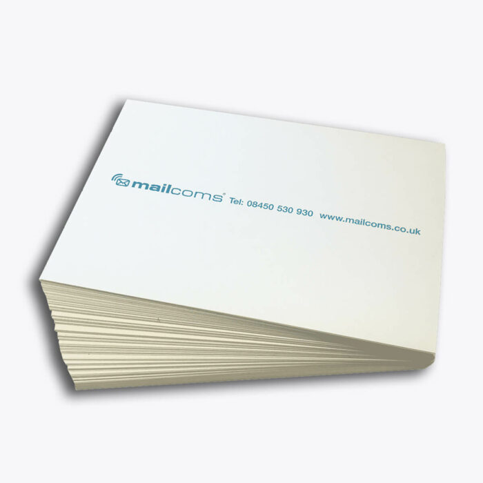 500 Universal 'Double Sheet' Franking Labels (500 sheets with 2 per sheet)