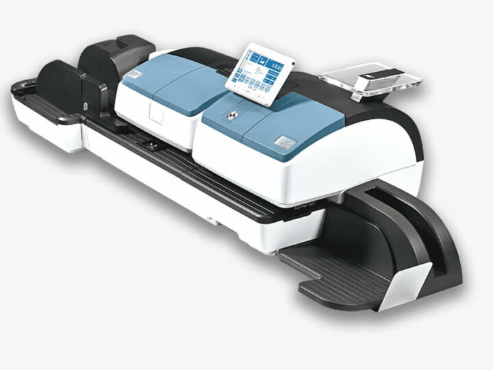 FP Mailing Postbase Vision 7A Mailmark Franking Machine