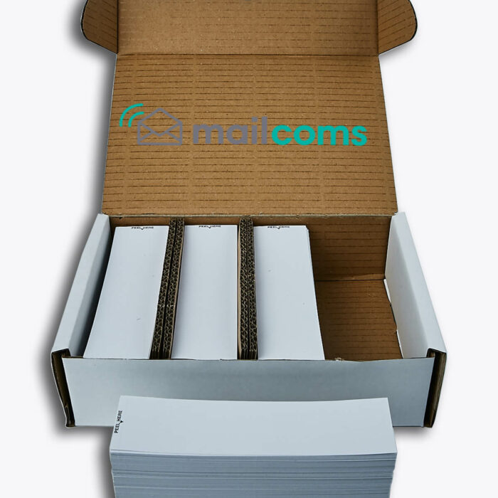 1000 FP Mailing 'Single Cut' Franking Labels